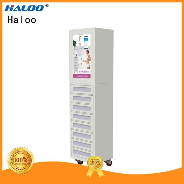 automatic lucky box vending machine factory direct supply for garbage cycling