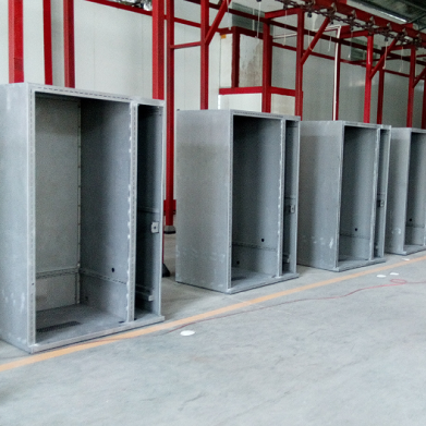 Shell Production of Vending Machine