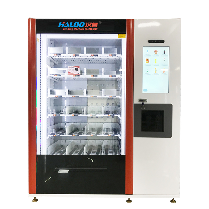 Haloo Frozen food vending machine-1