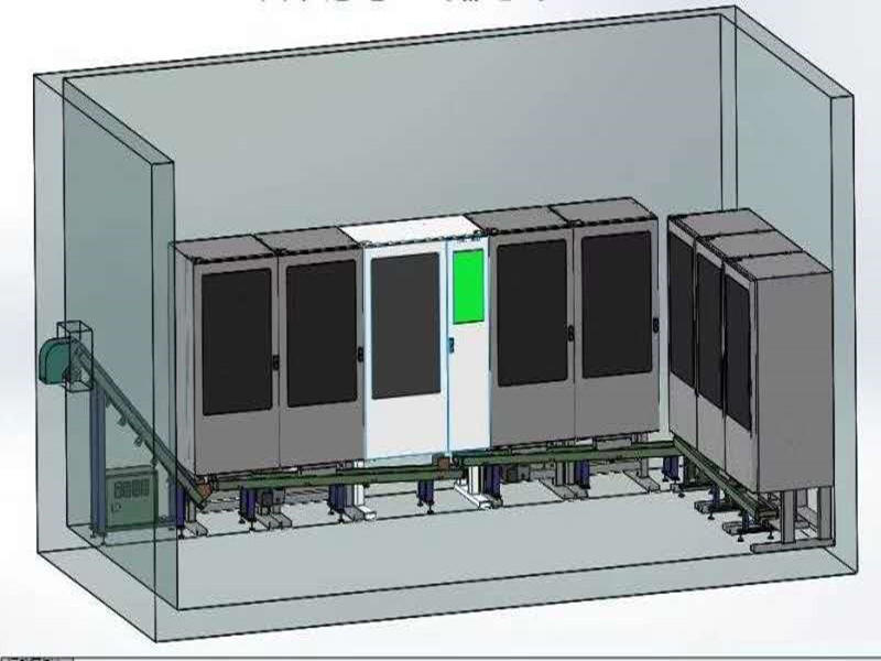 Warehouse Intelligent Storage Equipment Vending Machine
