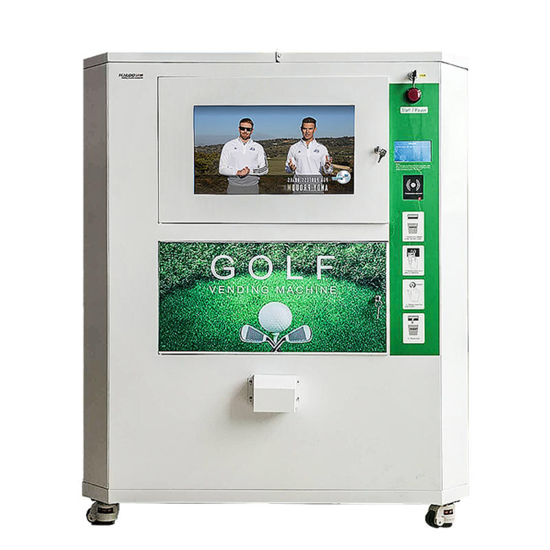 Golf Ball Self-service Vending Machine