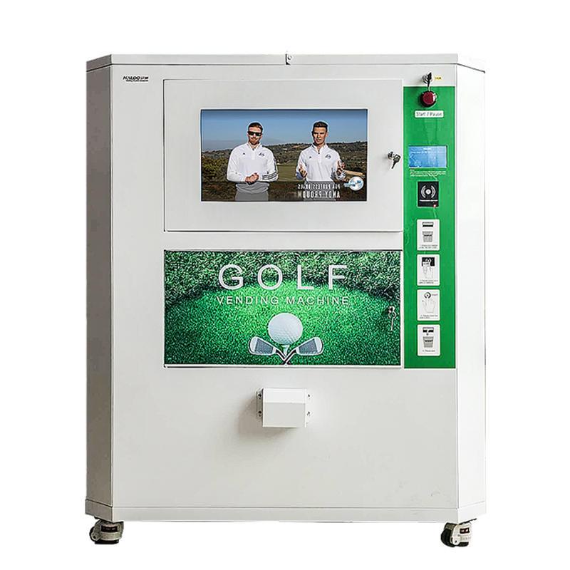 Golf Ball Self-service Vending Machine