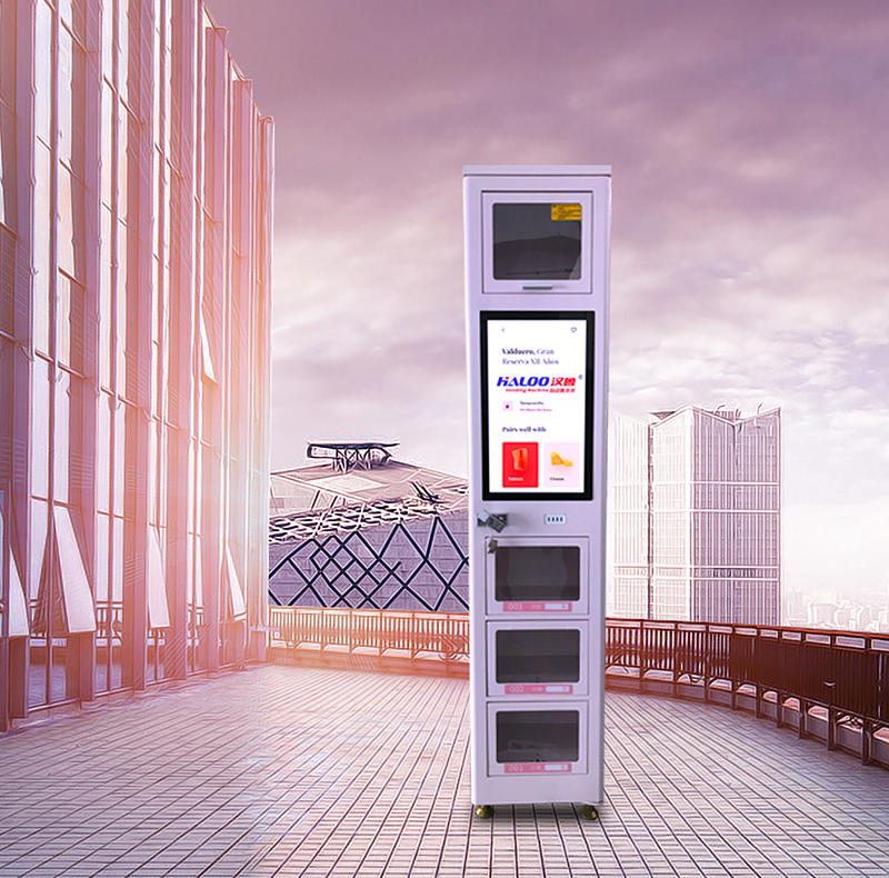 Smart Locker Vending Machine