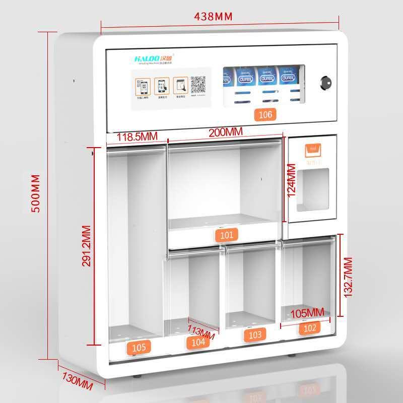 Mini Hotel Vending Machine