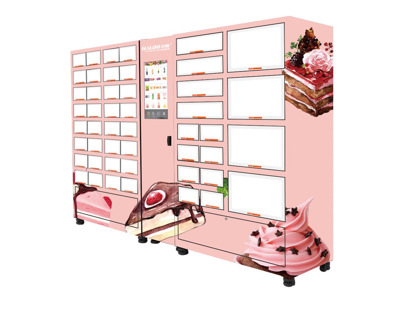 HALOO fresh food lattice cabinet ! Surprise!