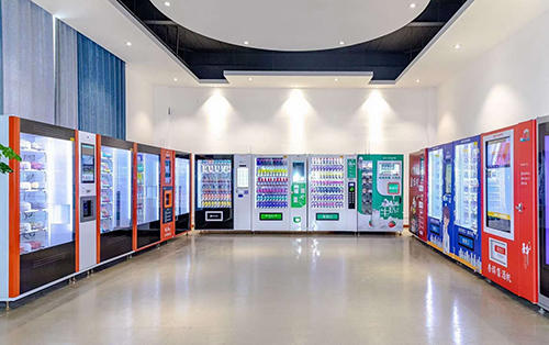 Custom Tailored Special Vending Machine Design and Production China Haloo
