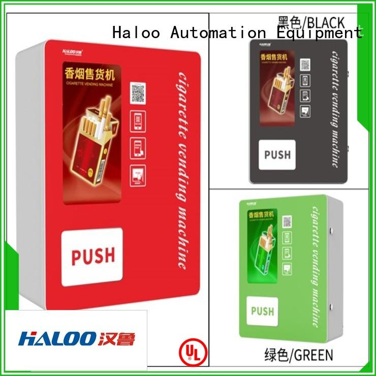 Haloo power-off protection recycling machines manufacturer for purchase
