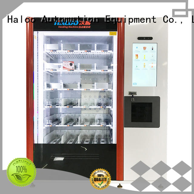 Frozen food vending machine