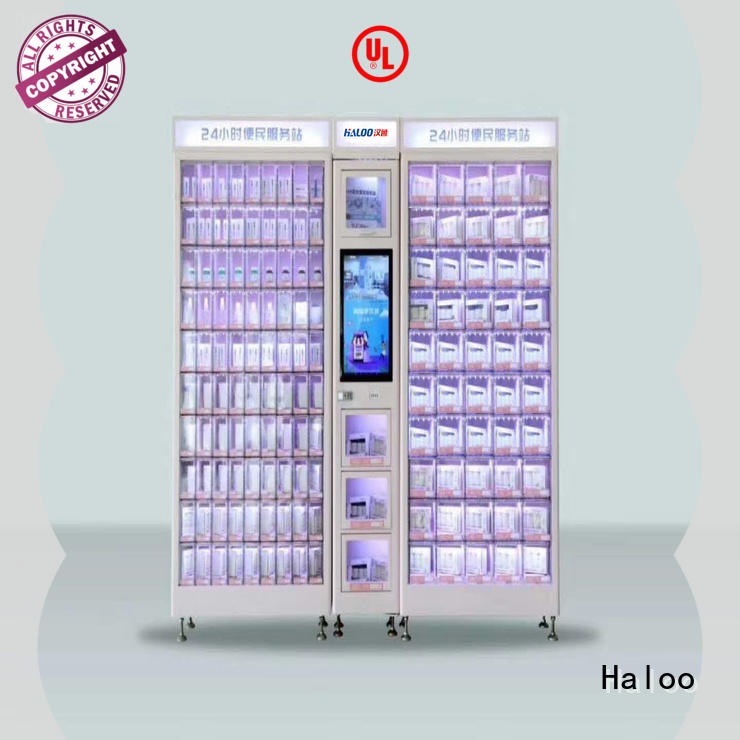 high quality food vending machines manufacturer for snack