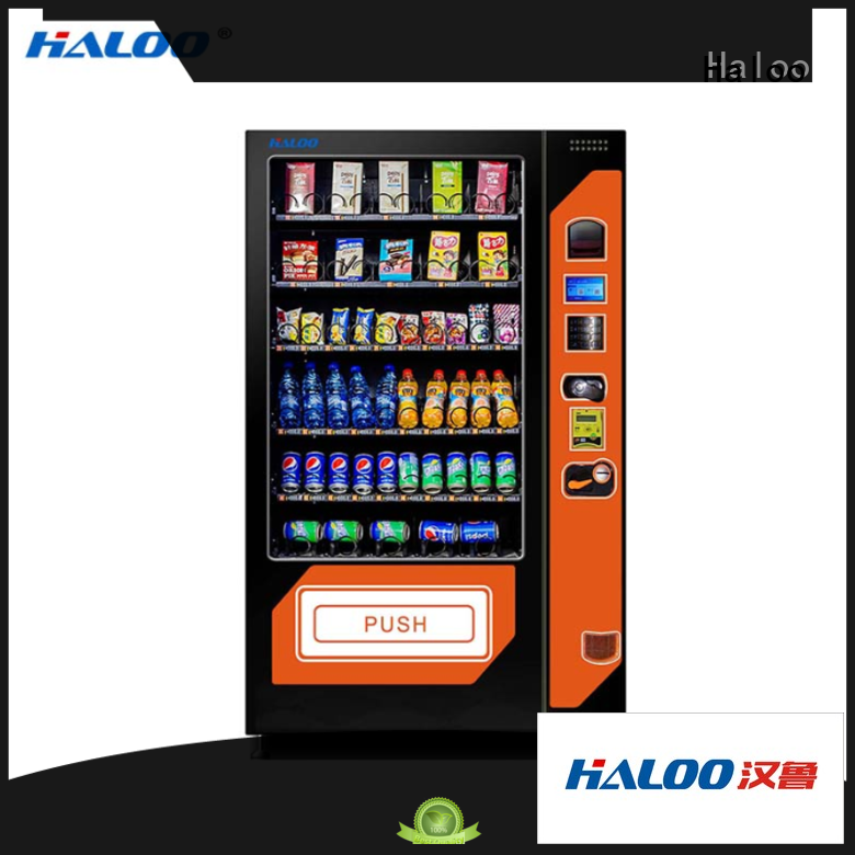 professional chocolate vending machine customized for snack