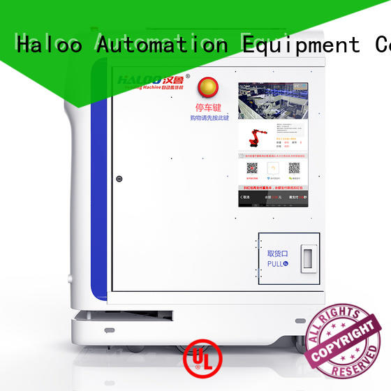 Haloo recycling machines manufacturer for garbage cycling