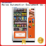 Haloo beverage vending machine factory direct supply for snack