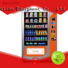 Haloo high quality coffee vending machine design for food