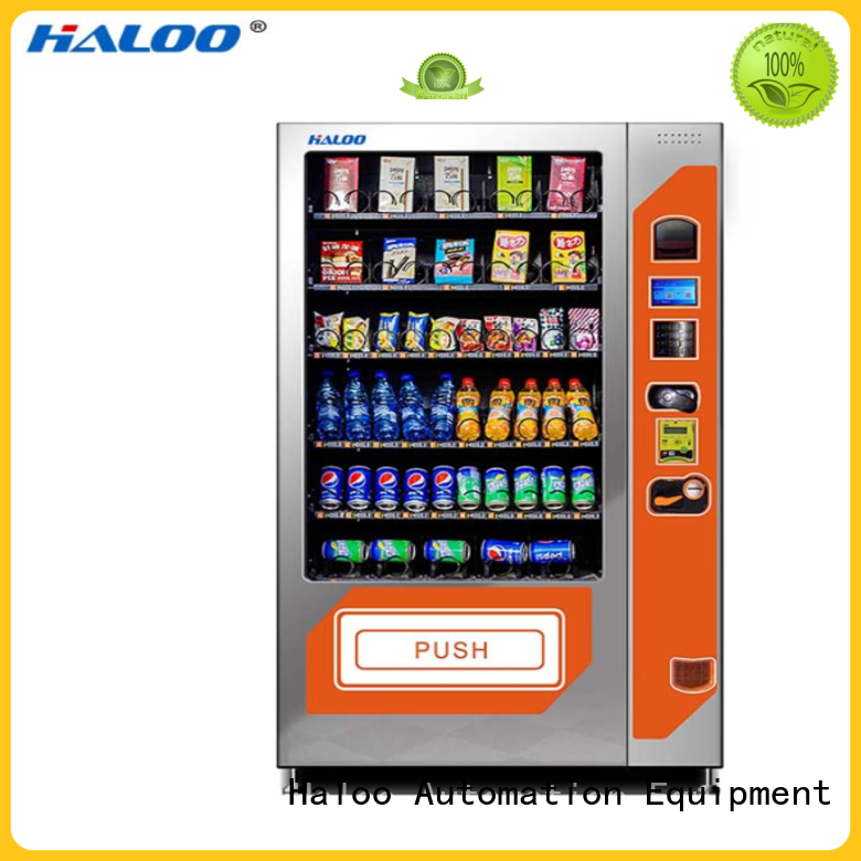 high capacity chocolate vending machine customized for drink
