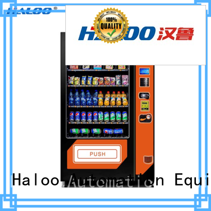 HL-DLE-10C  24h self-service drink and snack vending machine