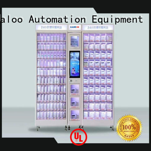 high capacity healthy vending machine snacks series for drinks