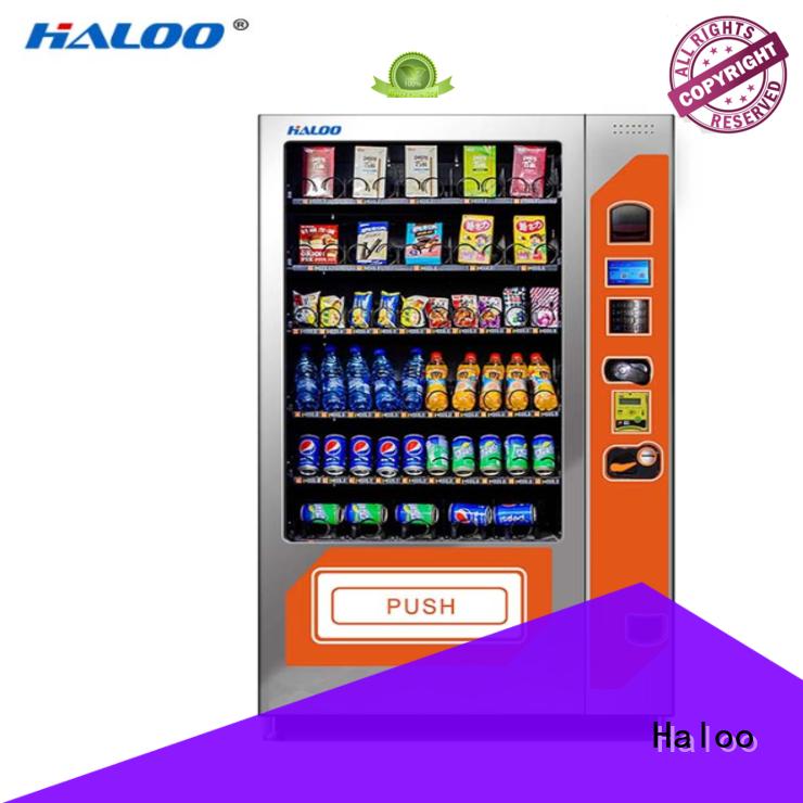 Haloo beverage vending machine wholesale for drink