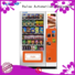Haloo automatic coffee vending machine design for snack