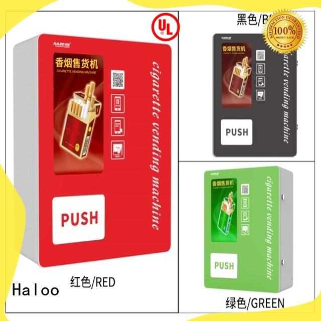 Haloo intelligent vending kiosk factory direct supply for purchase