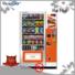 high quality coffee vending machine design for food
