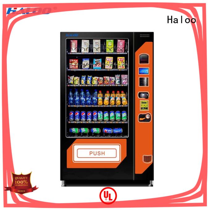 soft drink vending machine for food Haloo