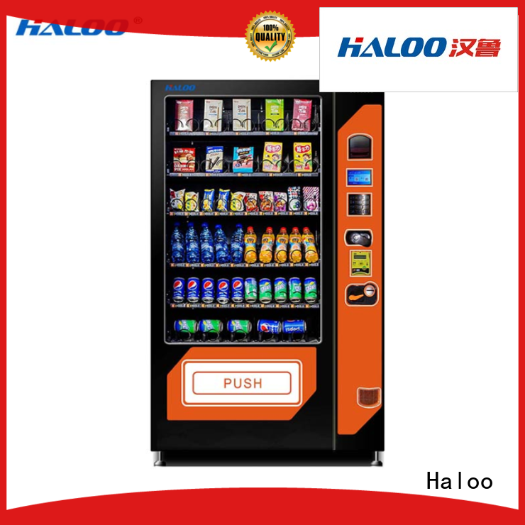 ads screen coffee vending machine wholesale for drink