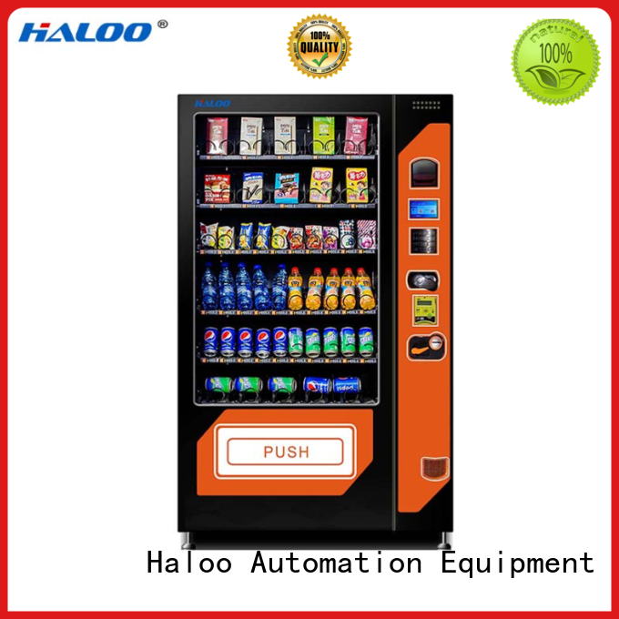 ads screen soda snack vending wholesale for snack