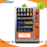 Haloo convenient cold drink vending machine manufacturer for food